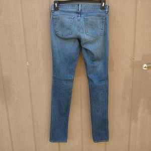 a28b4f465b702 J Brand Jeans - 912 Moxie Low-Rise Pencil Leg Tapered Ankle Jeans